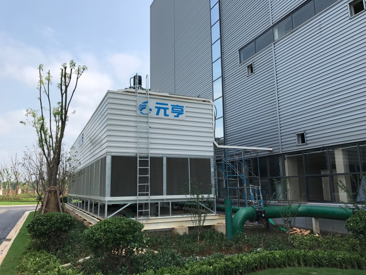 High quality FRP Counter flow Cooling Tower Quotes,China well-know professional FRP Counter flow Cooling Tower Factory,your best choice FRP Counter flow Cooling Tower Purchasing