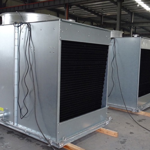Compact Cross Flow Cooling Tower