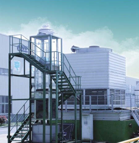 Four Series Cooling Tower Have Got CTI Certificates
