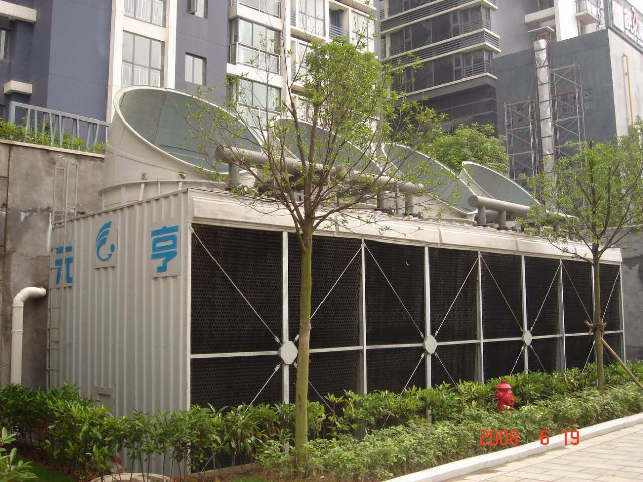Single side Air Inlet Cooling Tower
