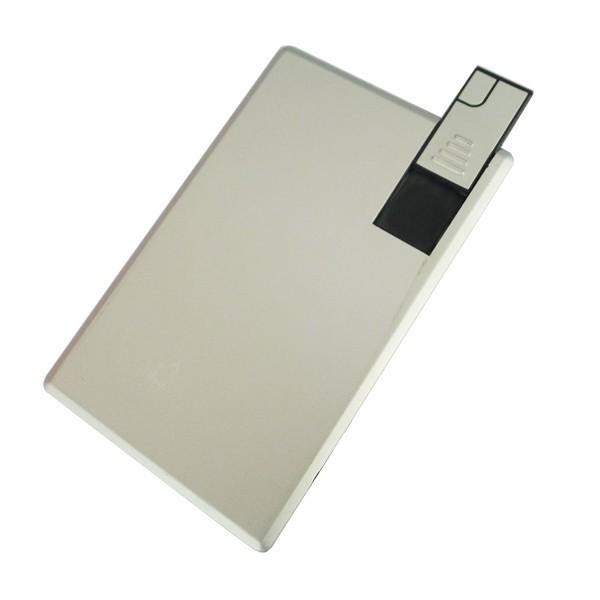Alumínium kártya USB Flash