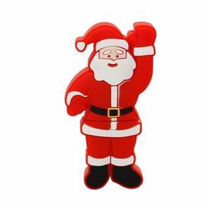 Père Noël Clés USB pour cadeau Chirtsmas