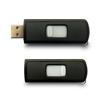 Slide USB memory stick
