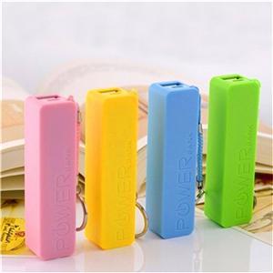 Chargeur de batterie portable 2600mah