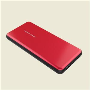 Batterie ultra-mince de banque d'alimentation mobile 5000mah pour téléphone portable