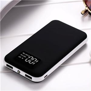 Banque de puissance mobile externe ultra mince de téléphones portables 5000mAh