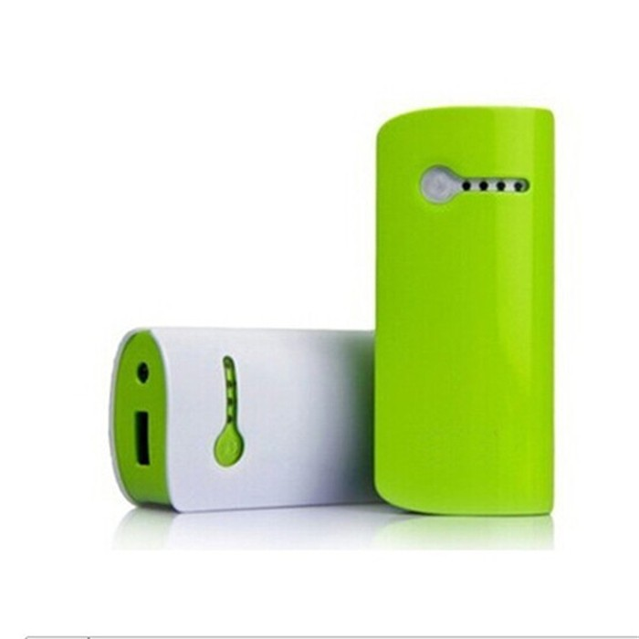 Power Bank 5200mah With LED Flashlight