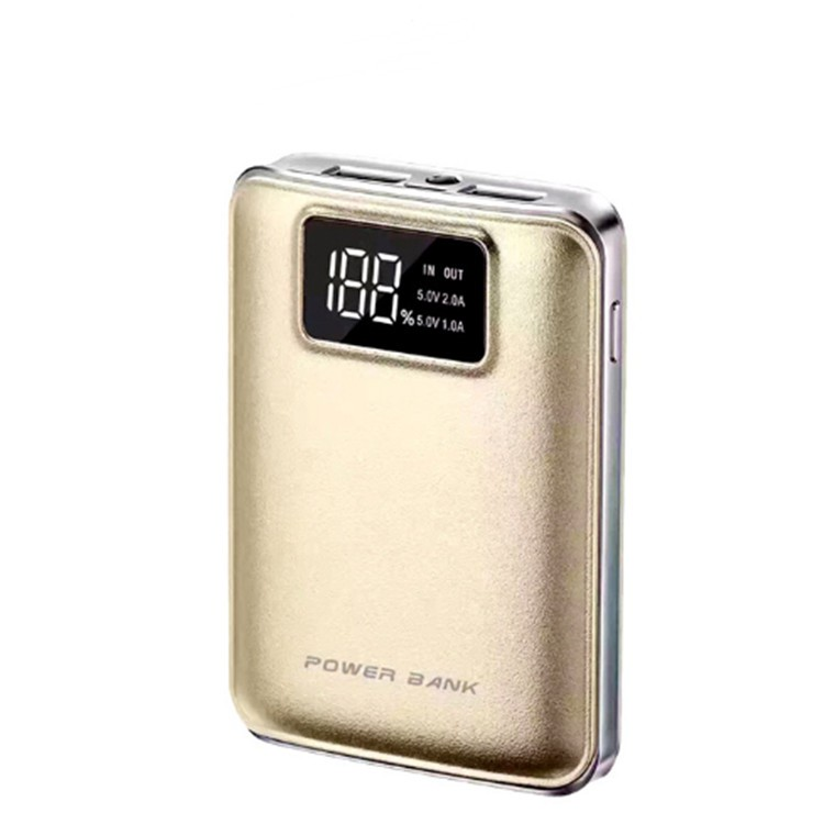 2 USB Power Bank 7800mah Mobile Power Charger