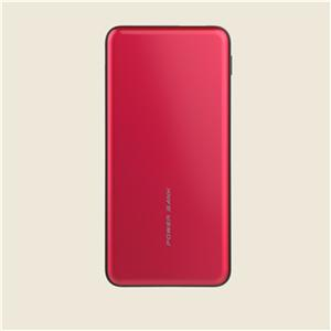 Portable Powerbank 10000mah USB d'alimentation mobile