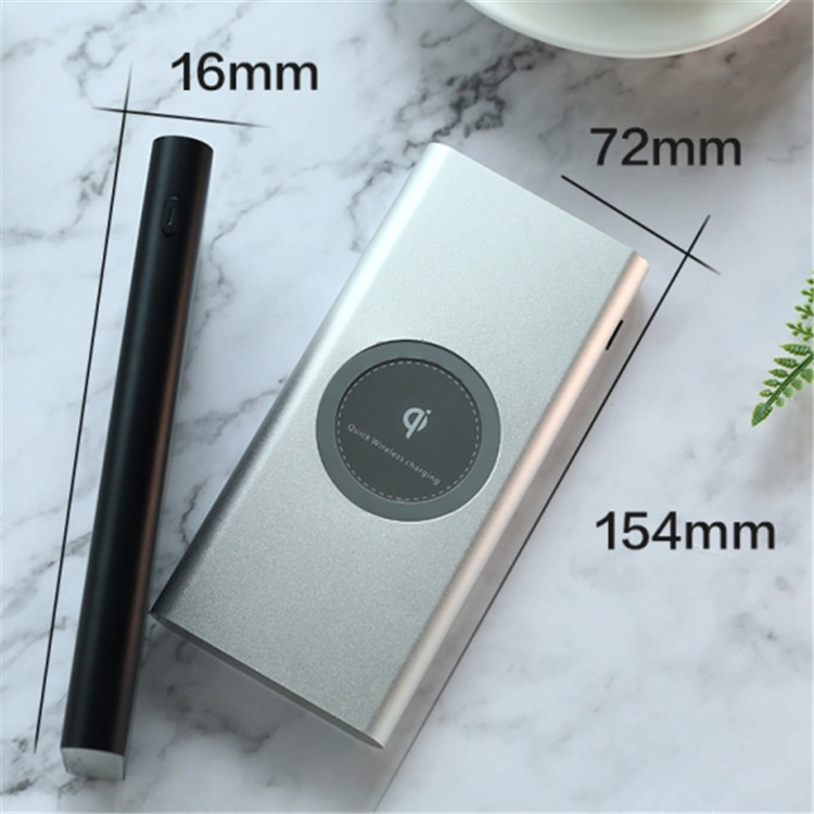 Qi Wireless Charger Power Bank 4000mAh Manufacturers, Qi Wireless Charger Power Bank 4000mAh Factory, Supply Qi Wireless Charger Power Bank 4000mAh