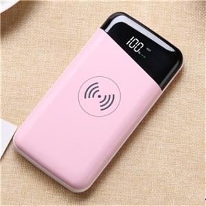 Wireless Charger 8000mah Power Bank With LED Display