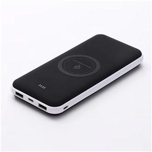Dual Input And Out Wireless Power Bank Charger 10000mah