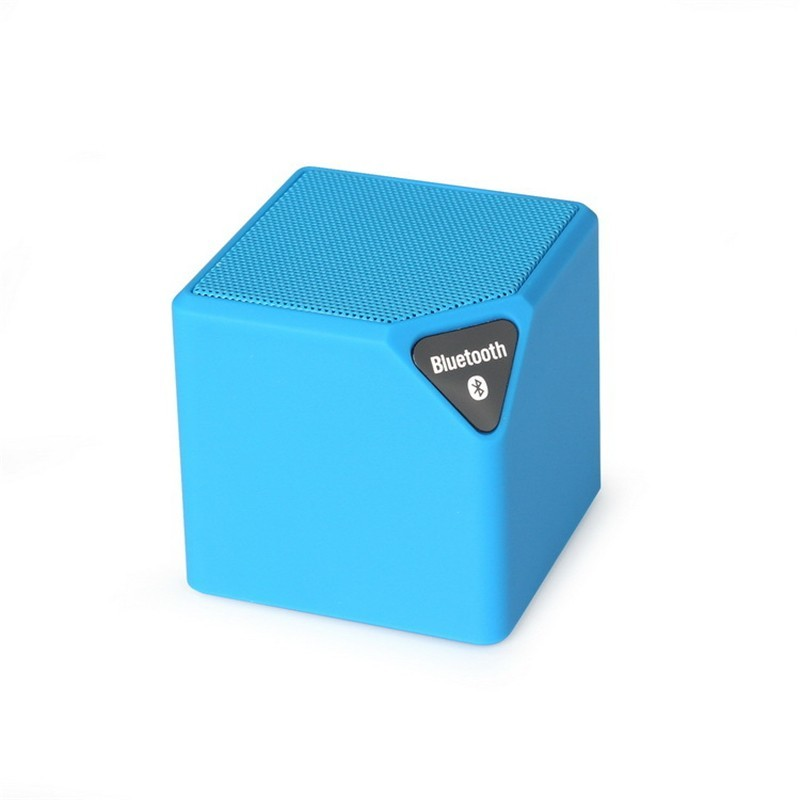 Wireless Portable Mini Cube Bluetooth Speaker