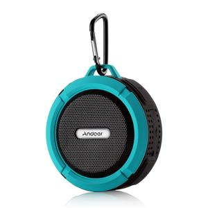 C6 Portable Waterproof Wireless Stereo Speakers