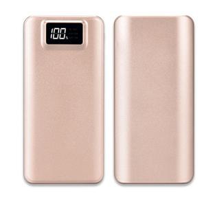 Banque de puissance rechargeable 16000mAh Li-polymère avec double USB