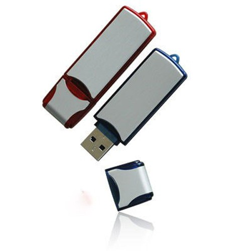 Aluminum 4gb USB Flash Drive