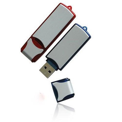 Alumínium 4 GB-os USB flash meghajtó