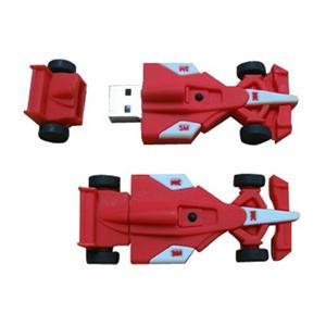Clé USB pour voiture de course