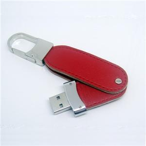 Cuir Flash Drives