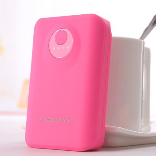 6000mAh Portable Mobile USB Power Bank Battery Charger