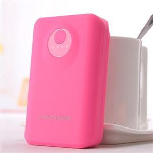 Chargeur de batterie portable de banque d'alimentation USB 6000mAh