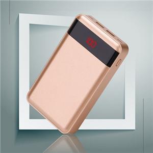 Affichage numérique de banque de puissance de la batterie 13000mAh portable pour smartphone