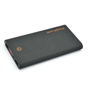Banque portative de puissance d'écran tactile 12000mah