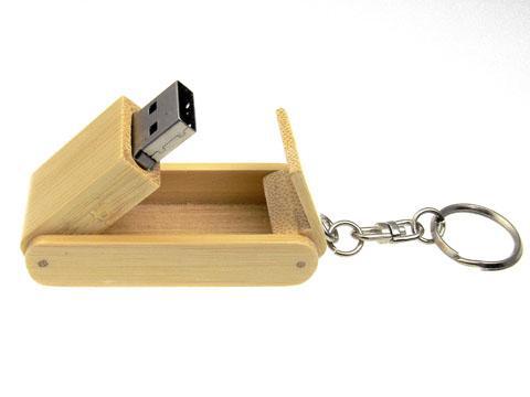 Wooden USB Flash memory