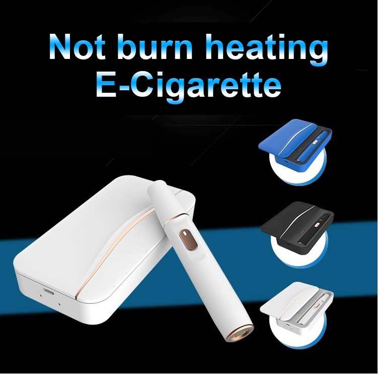 2019 Electronic Heater color electronic cigarette sticker high end e-cigarette