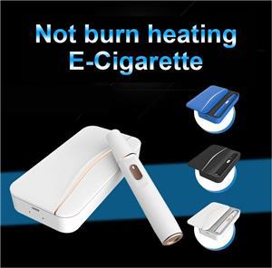 2019 e-cigarette haut de gamme pour autocollant de cigarette électronique chauffant de couleur électronique