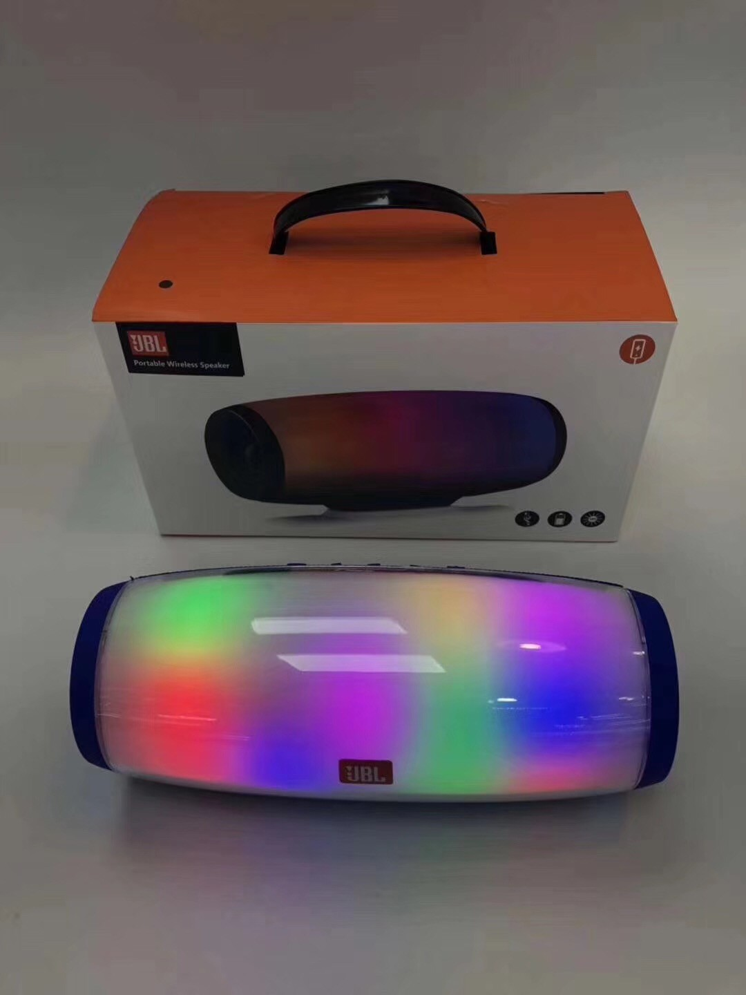Hot and new Bluetooth Speaker With colorful LED Light Manufacturers, Hot and new Bluetooth Speaker With colorful LED Light Factory, Supply Hot and new Bluetooth Speaker With colorful LED Light