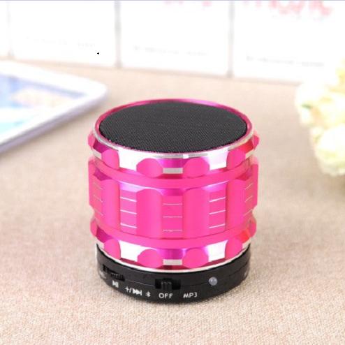 Custom Designed HIFI Smart Mobile Phone Usb Music Mini Wireless Speaker With Fm Radio