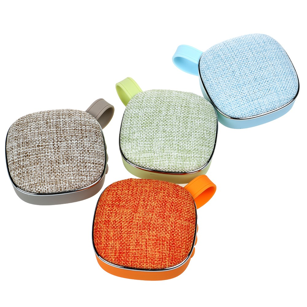OEM outdoor fabric wireless speaker Bangladesh wireless speaker for girls