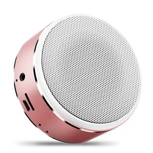 2019 consumer electronic products for daily Mini Mp3 Player Portable Metal Music Wireless Speaker