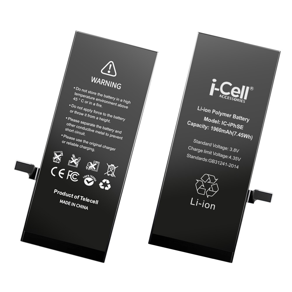 High Quality Hot-Sale Best all model Mobile Phone Cell Phone Battery for cell phone iPhone SE Batteries