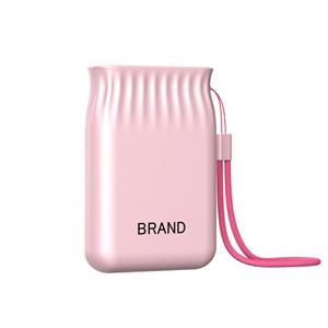 Portable power source cheap 5000mAh power banks for promotion giveaway tecnology innovation