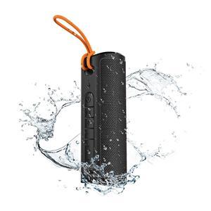 TWS wireless waterproof 10W TF card FM stereo Hi-Fi mini column box speaker
