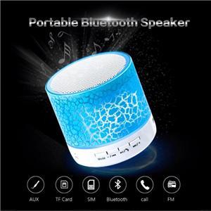Wireless party speaker A9 Mini portable LED light wireless