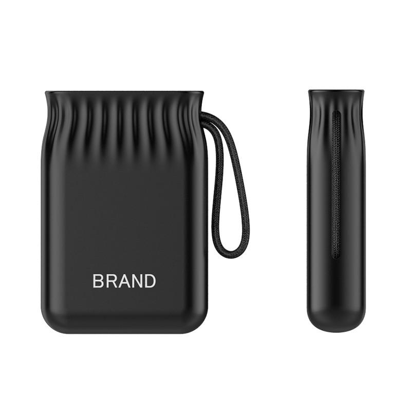 Custom print brand logo power bank for Christmas Promotional Gift