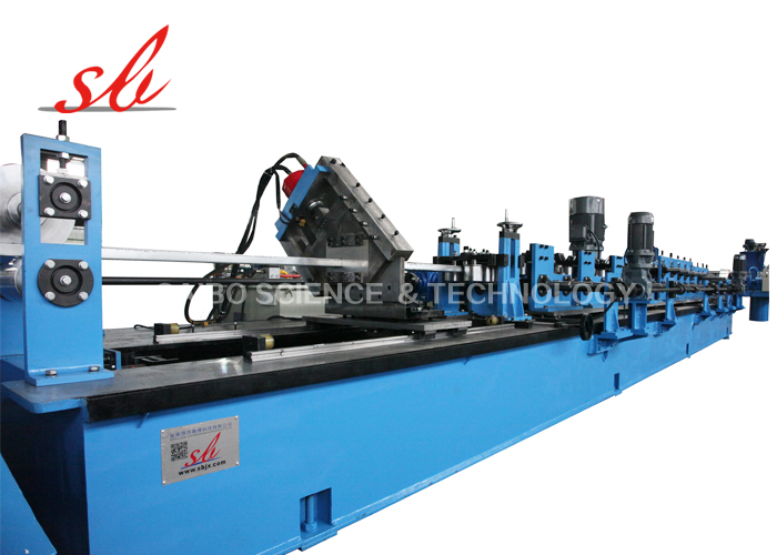 Building material galvanized steel C purlin roll forming machine