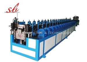 FRD fire resisting damper roll forming machine