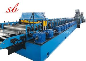 Railway products for coaches and wagons roll forming machine