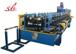 Standing seam arch roll forming machine