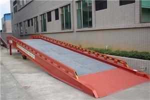 Hydraulic Mobile Ramp