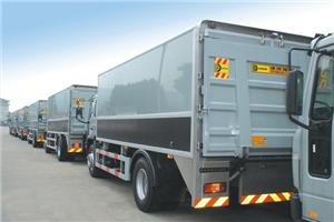 Steel 5-cylinder Tail Lift