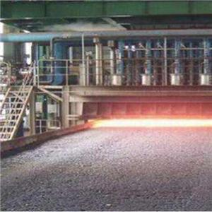 Steel Structure For Sintering Furnace Equipment In Steel Works