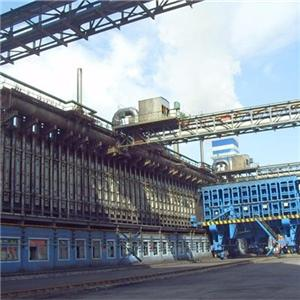 Steel Structure For Coke Oven Equipment In Steel Works