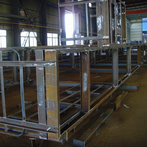 Thermal Power Steel Structures