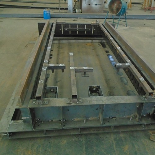 Cast Prefabricated Parts