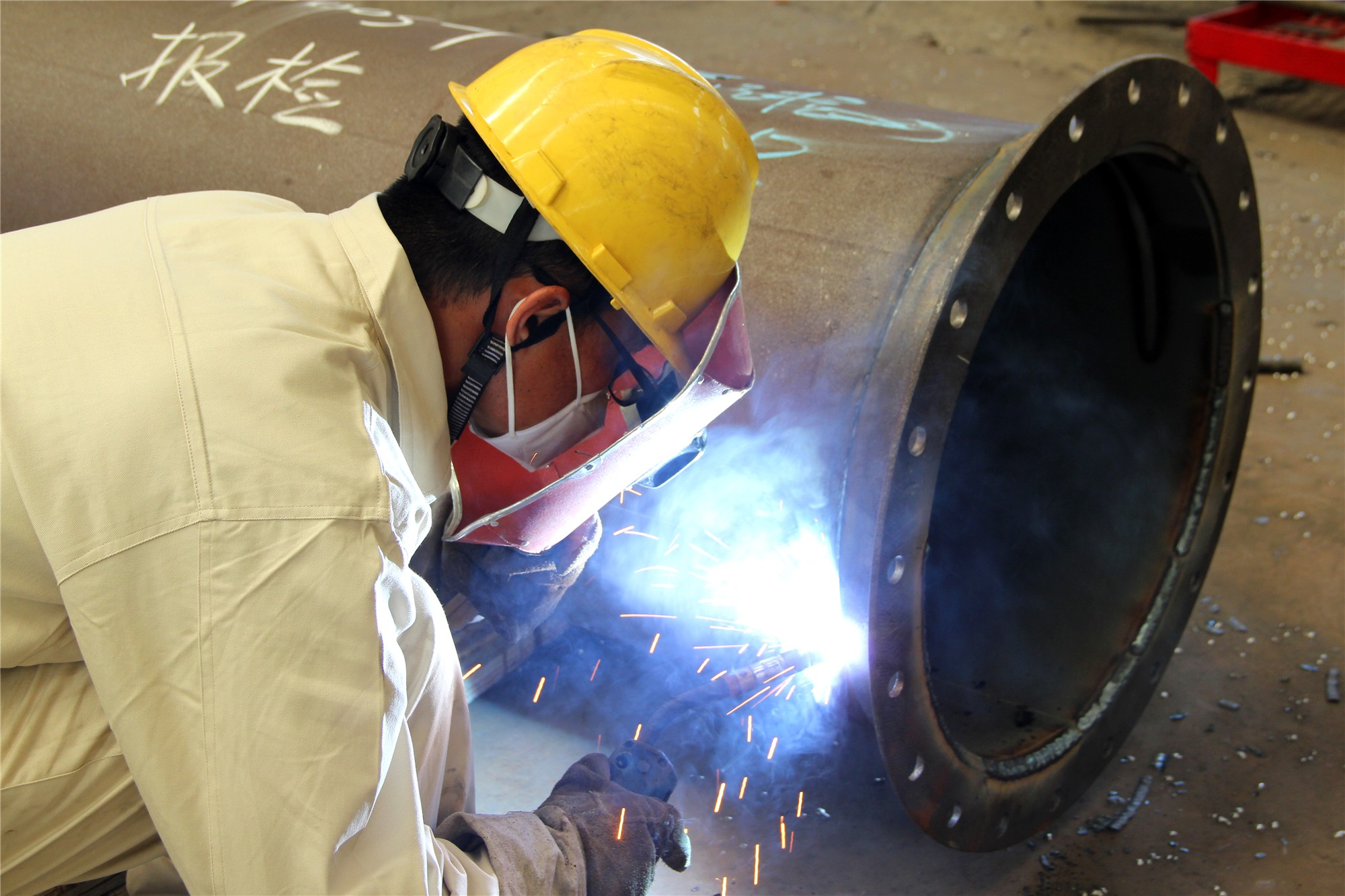 Welding And Inspection
